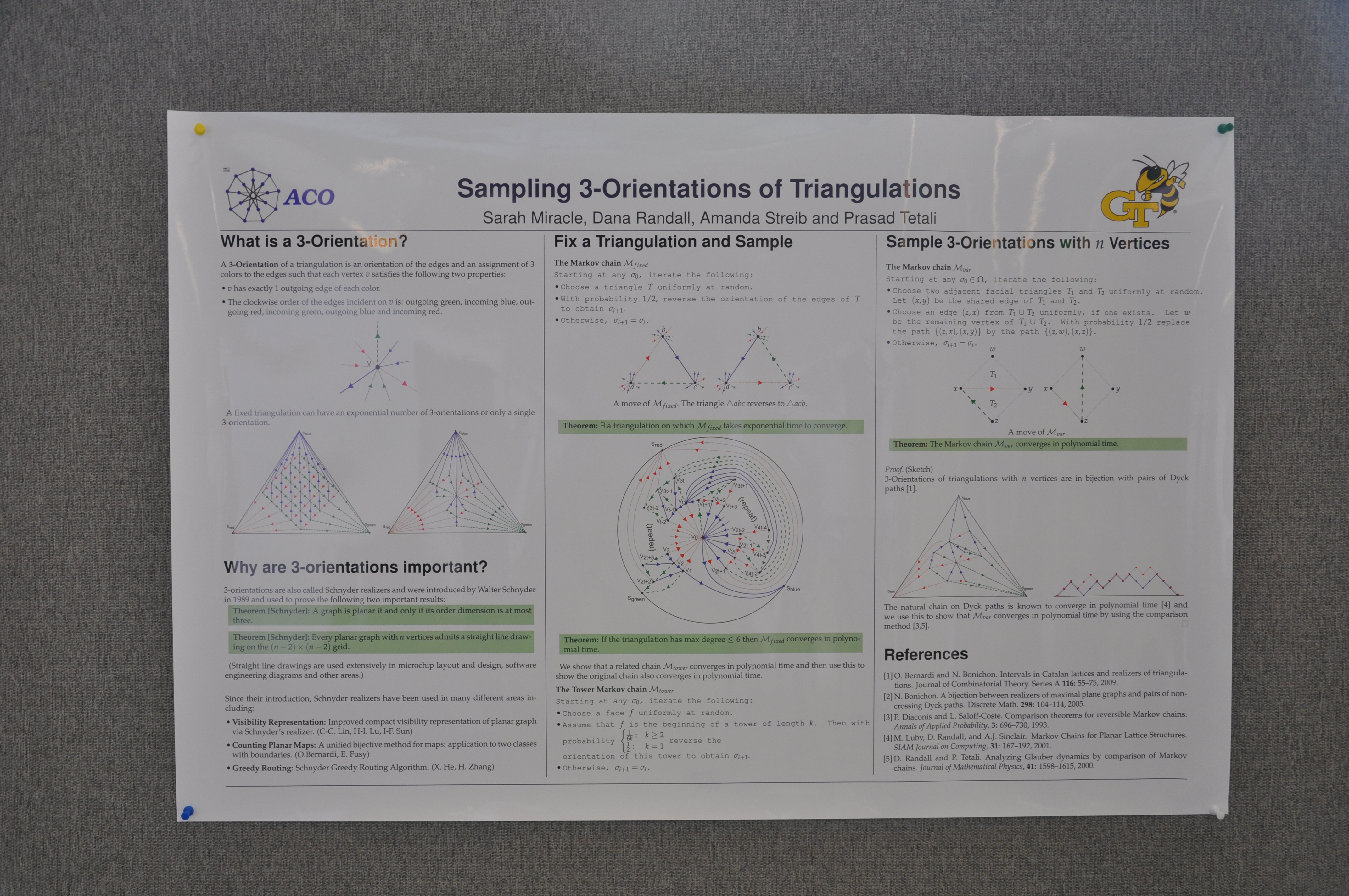 Poster presentations graph theory georgia tech sarah miracle georgia tech sampling 3 orientations of triangulations baditri Gallery